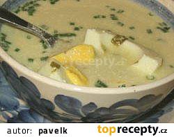 Šťovíková polévka II.