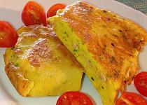 Kukuřičná omeleta