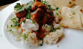 Butter chicken - máslové indické kuře
