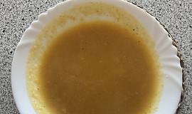 Celerovo - mrkvová polévka