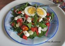 Rychlý dietní salát