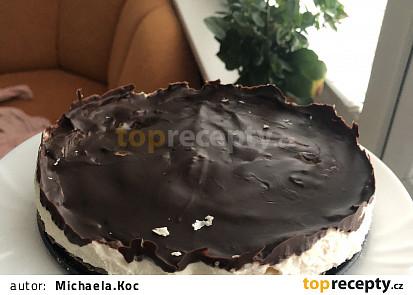 Míša dort s kokosem