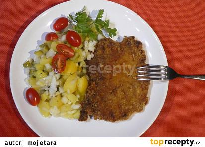 Lehký salát bez majonézy