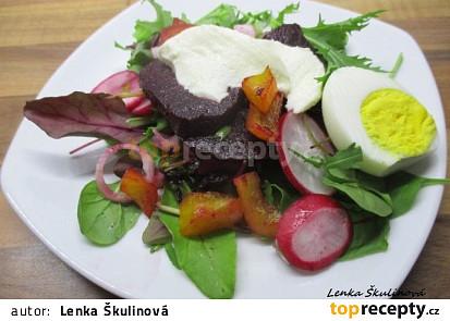 Letní mix salát