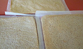 Ořechové štafetky s kávovým krémem