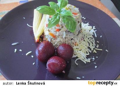Dietní rizoto
