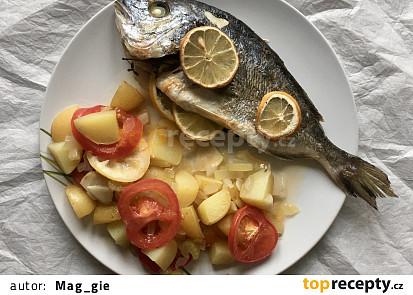 Pražma na citronu a rajčatech