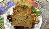 Banáno-mrkvový biskupský chlebíček
