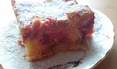 Bublanina - nadýchaná - s jakýmkoli ovocem