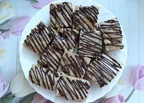 Arašídovo-čokoládový koláč
