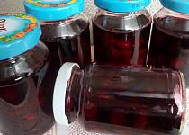 Višně v cukru - Vareňje