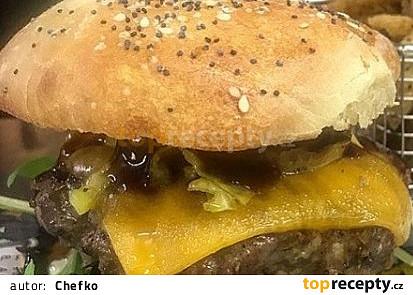Srnčí Burger