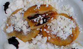 Povidlové / marmeládové placičky s tvarohem