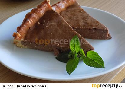 Trochu zdravější tvarohový koláč