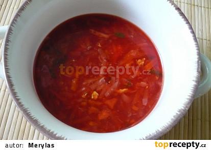 Rychlá podzimní zeleninová poléva s kuřecím masem