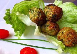 Brokolicovo-sýrové kuličky