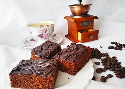 Hrnkový perník s čokoládou