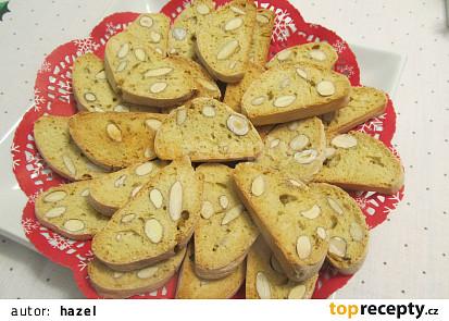 Klasicke  italske tuscanske Biscotti