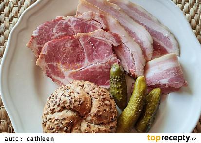 Uzené maso bez udírny