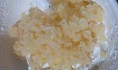 Krémový kokosovo-ananasový řez à la Piňa Colada
