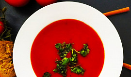 Rychlá rajská polévka se skořicí