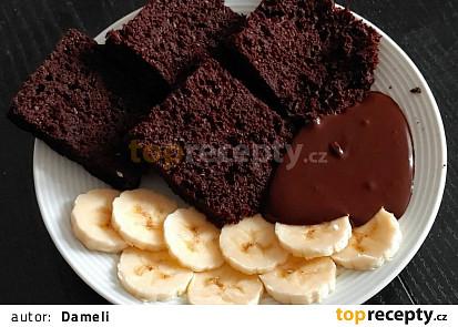 Proteinová bomba-brownies