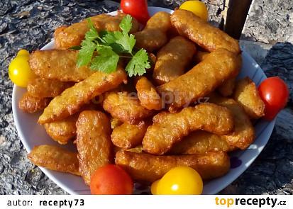 Návykové bramborové smaženky