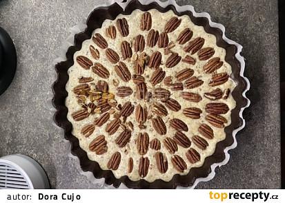 Lahodný pekanový koláč