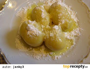 Rychloškubánky z instantní bramborové kaše