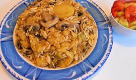 Grenadýrmarš jinak  (Dělená strava podle LK - Kytičky + zelenina)