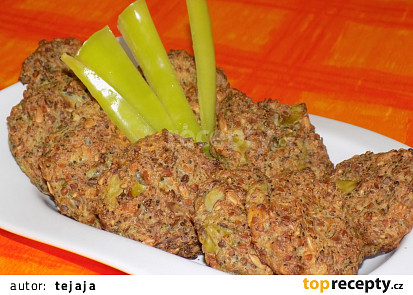 Pečené pohankovo-brokolicové karbanátky