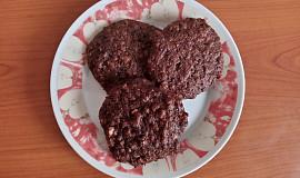 Bezlepkové čirokové sušenky