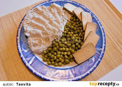 Kaše z kořene taro  (Dělená strava podle LK - Kytičky)