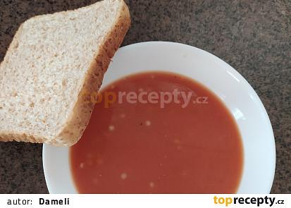 Super rychlá rajská polévka