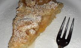 Křehký meruňkový koláč