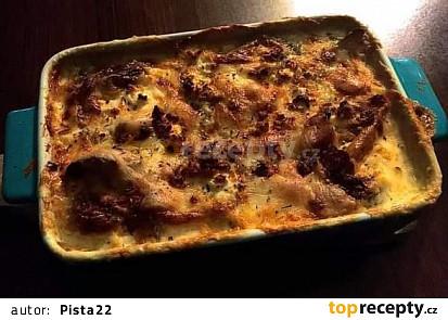 Pikantule s balkánským sýrem