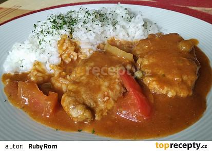 Dalmatské čufty s rýží