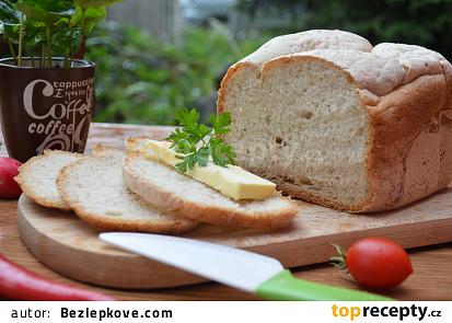 Chleba bez lepku z pekárny