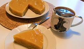 Nepečený jablečný dort  (Dělená strava podle LK - Kytičky + ovoce)