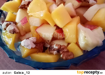 Výborný ovocný salát