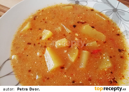 Maďarská polévka