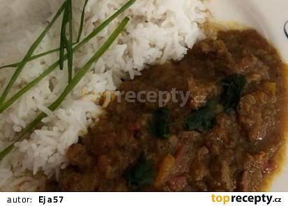 Údajně oblíbené snídaňové curry královny Viktorie