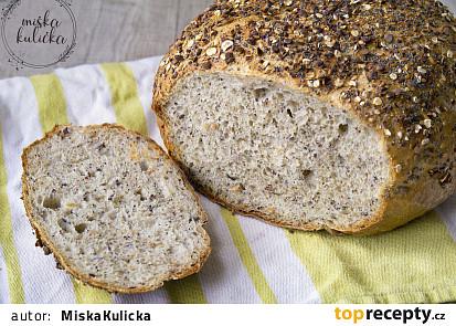 Chléb se semínky