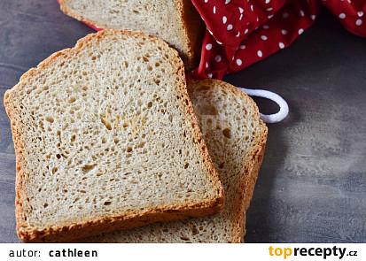 Pivní chléb z domácí pekárny