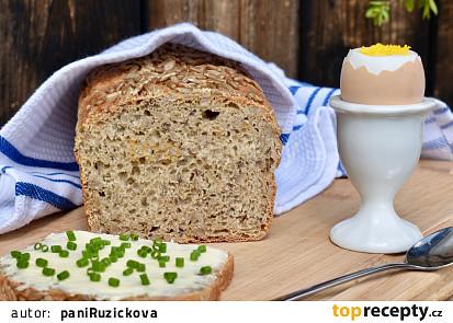 Slunečnicový chleba