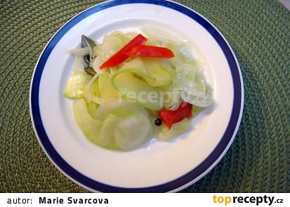 Cuketové matesy nebo salát
