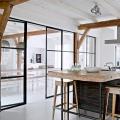 Trend současnosti: Prosklené kuchyně!